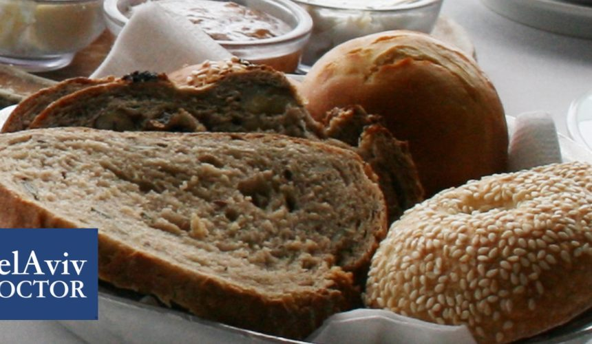 Surviving Israel with a Sesame or Peanut Allergy