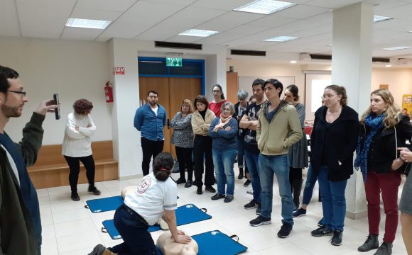CPR Course In March – Cancelled
