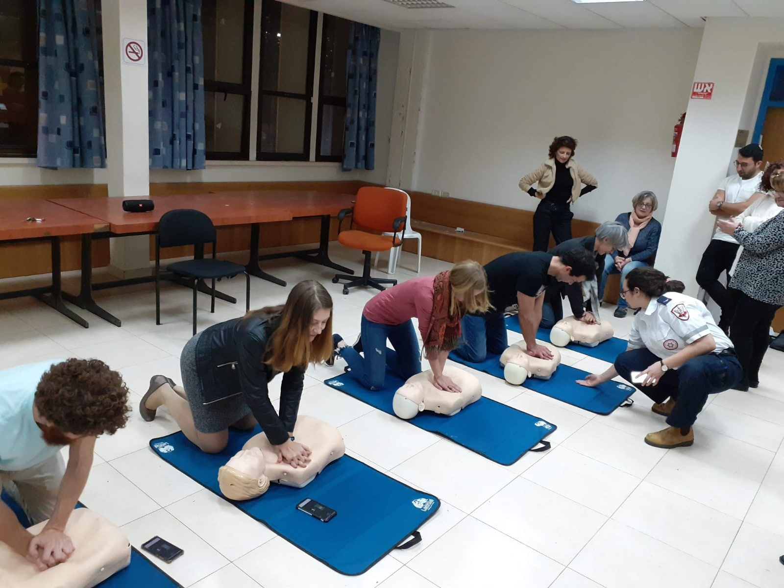 CPR Course In March - Cancelled
